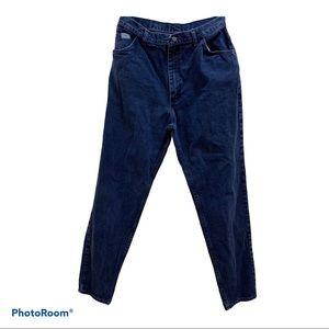VINTAGE WRANGLER high rise mom jeans